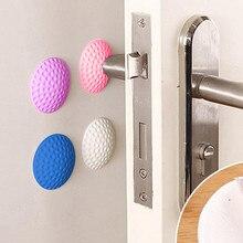 Новинка 2 шт резиновый домашний дверной протектор для задней стенки дверной ручки Спаситель краш-коврик аксессуары Hogar