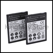 2pcs/lot High Quality bateria s4 mini B500AE/B500BE Battery For Samsung GALAXY S4 Mini I9190 I9192 I9195 I9198 Battery s4mini стоимость