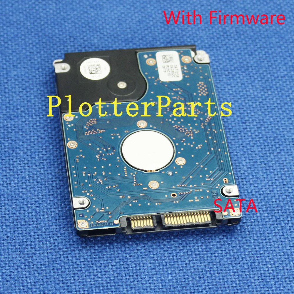 CH538-67078 Hard Drive HDD with firmware for HP DJ T770 T1200 SATA 44inch CH538-67075 CH538-67007 CQ305-60023