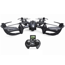 Yi Zhan Yizhan i4S With 2MP Camera 2.4G 4CH 6Axis 3D Rolling RC Quadcopter RTF Black remote control drone kids toys vs SYMA X5sw