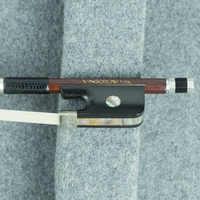 VingoBow Master Pernambuco Cello Bogen Gerade und Harte Stick Natürliche Mongolei Rosshaar 920C 4/4 Größe Alt D. Peccatte Modell