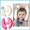 Baby Stroller Accessories Carriage Pram Ajustable Safety Pillow Head and Neck Traveling Protection