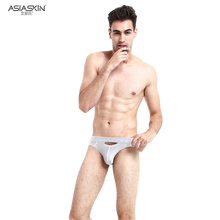 Men sexy openings hollowed briefs, ice silk, breathless underwear S001KK