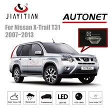 Câmera de Visão Traseira Para Nissan JIAYTIAN X-Trail X-trail T31 2007-2013 CCD de backup Câmera de Estacionamento Noite visão câmera placa de licença