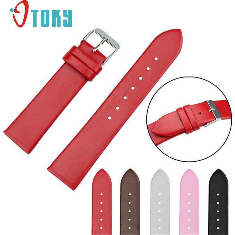 New Design 20mm Width watch band Women Fashion PU Leather Watch Strap Watch Band hot sale jy15 Dropshipping new design 16mm width women fashion leather watch strap watch band j21