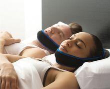 Supporter jaw apnea snore chin snoring stop sleep strap sleeping anti