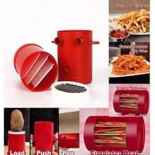 Устройство для резки картофеля, резак для картофеля, картофеля, фри, запеченная машина, микроволновая печь, чашка для картофеля, фри, кухонное оборудование DIY