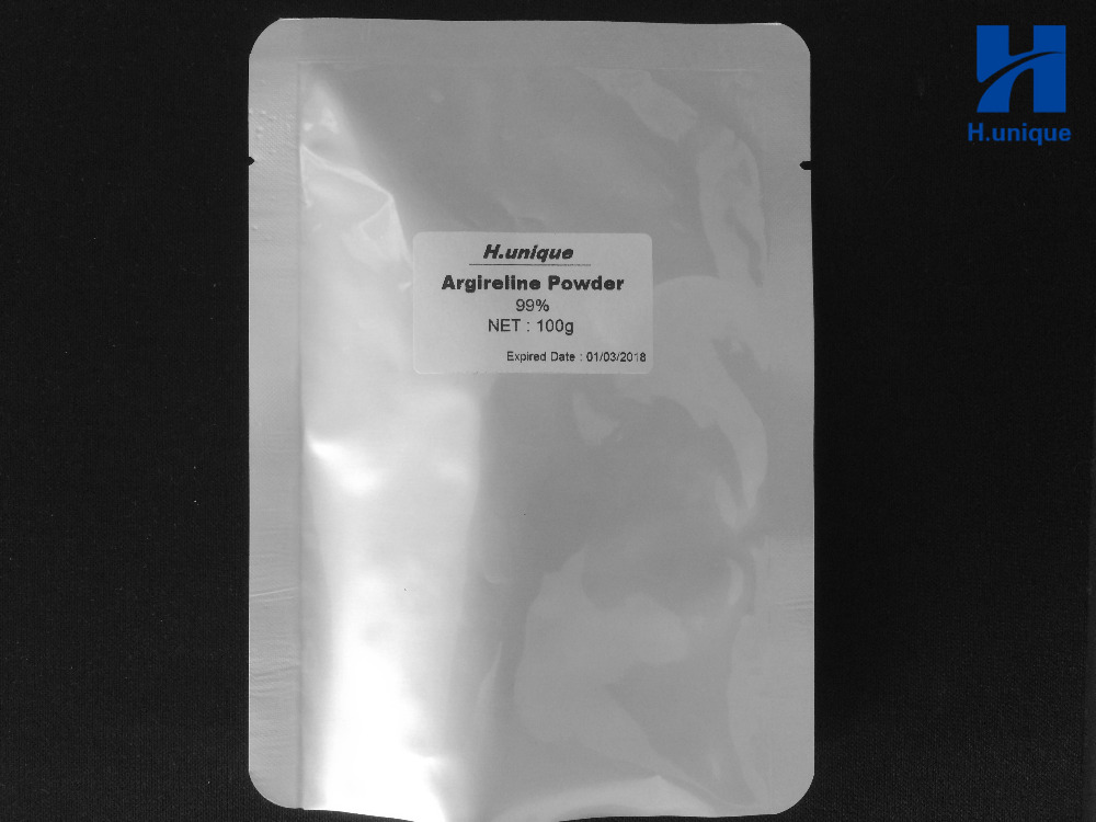 100grams Top Quality Cosmetic Raw Material 99% Argireline powder Ingredient Acetyl Hexapeptide-8 Anti Aging Ageless Skin Care high quality cosmetic grade monobenzone monobenzone powder monobenzone 99%