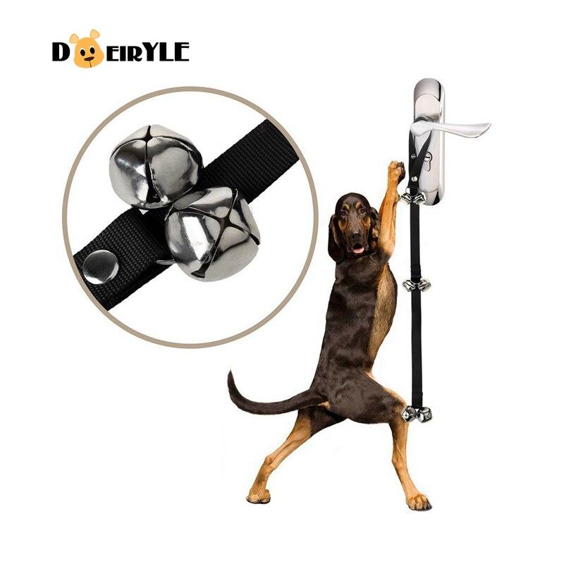 Deiryle Dog Bells For Potty Training Housebreaking14 Inch Door