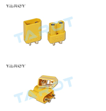F11404 One Pair Tarot XT30 Slip Plug TL2918 for RC Helicopter