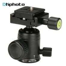 Ulanzi Aluminium Camera Statief Hoofd Balhoofd Met Quick Release Plaat Voor Micro 1 Pocket Slider Voor Dslr Camera Statief