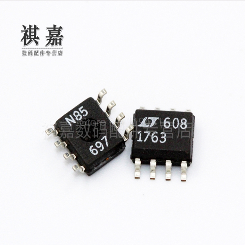 <font><b>LT1763CS8</b></font> Linear Voltage Regulator IC Positive Adjustable 1 Output 1.22 V ~ 20 V 500mA 8-SOIC image