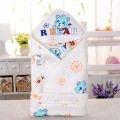new cotton baby blanket newborn envelope baby bedding swaddle infantil  cobertor  90*90cm