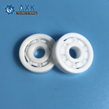 627 CE size 7*22*7mm Full ceramic bearings ZrO2 Zirconia ball Miniature Small bearings preservative Turn smoothly oilless цены онлайн