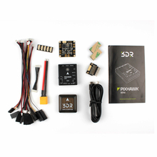 Holybro 3DR Pixhawk Mini Autopilot with Micro M8N GPS Built-in Com pass and PM06 Boa for RC Drone ormino pixhawk px4 flight controller gps m8n power module pm ppm led micro osd 3dr 915mhz 433mhz usb cable for diy fpv drone
