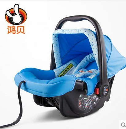 Children shopping basket type car seat baby baby car with car shopping basket