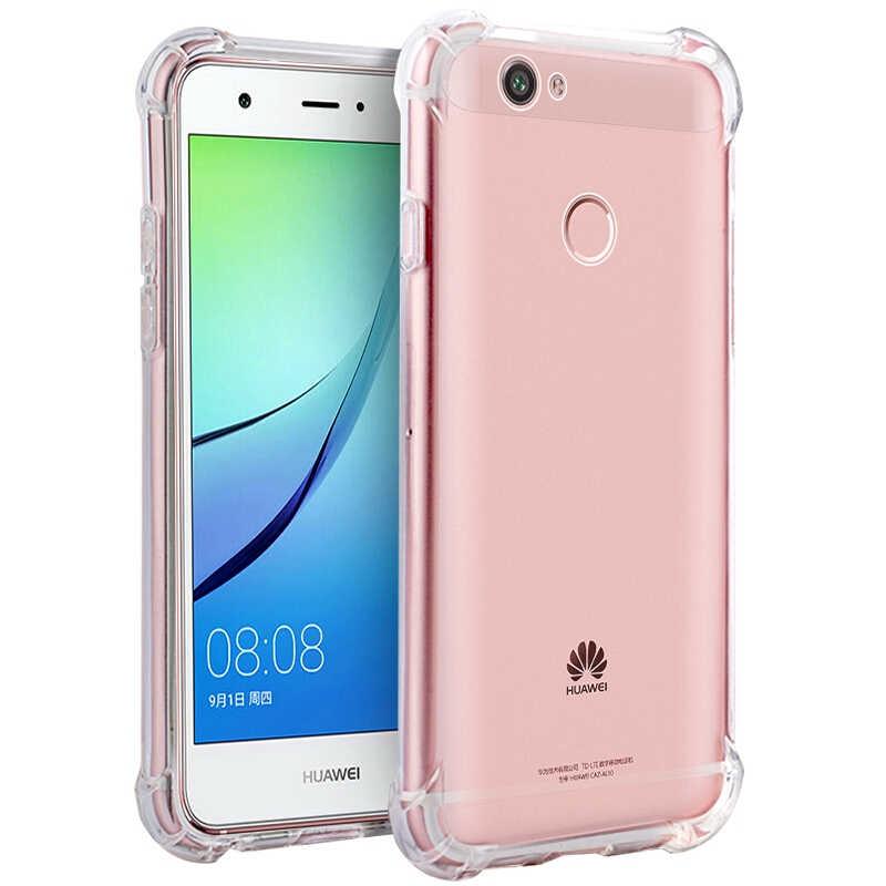 Bening TPU Case untuk Huawei P20 Lite Mate 10 20 Lite Y9 2019 Nova 3 3i Mate 20 X untuk kehormatan 8X 8C 10 V9 Bermain 6C Pro CATATAN 10