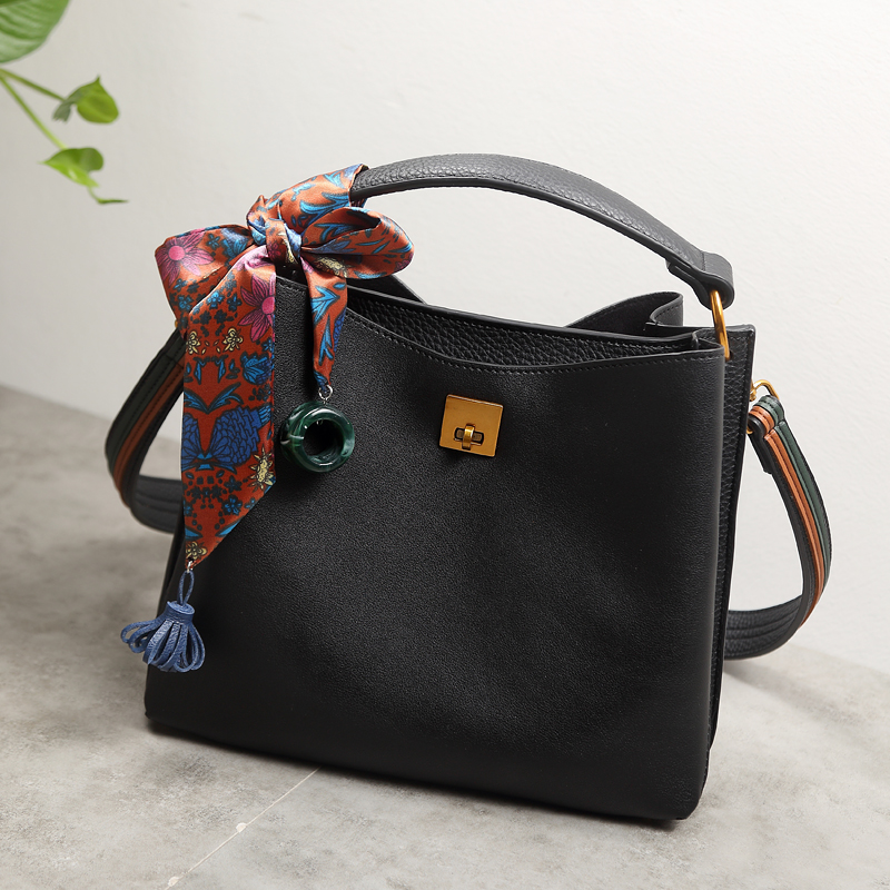 CHISPAULO Women Genuine Leather Handbags Luxury Women's Messenger Shoulder Bags Crossbody Bolsa Femininas school bags Tassel X95