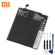 Xiao Mi Xiaomi BM31 Phone Battery For mi 3050mAh Original Replacement +Tool