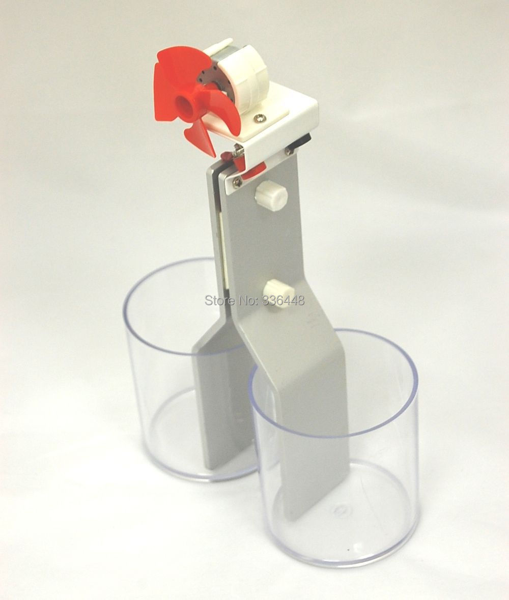 Thermoelectric Generator with Peltier Demo