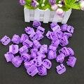 Nuevo unids 40 piezas alfabeto número letra DIY personaje Fondant pastel decoración conjunto cortador de glaseado moldes pastel hornear herramientas Decoración