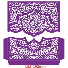 Металлические режущие штампы для скрапбукинга diy фотоальбом