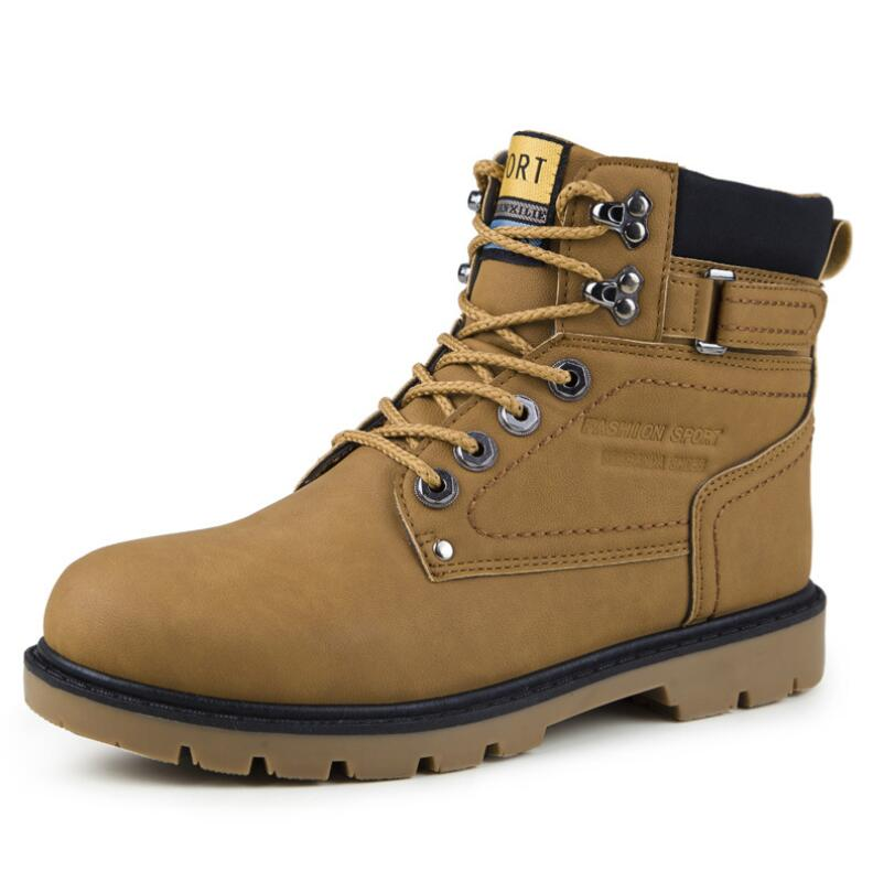 Popular Brown Mens Boots-Buy Cheap Brown Mens Boots lots from ...