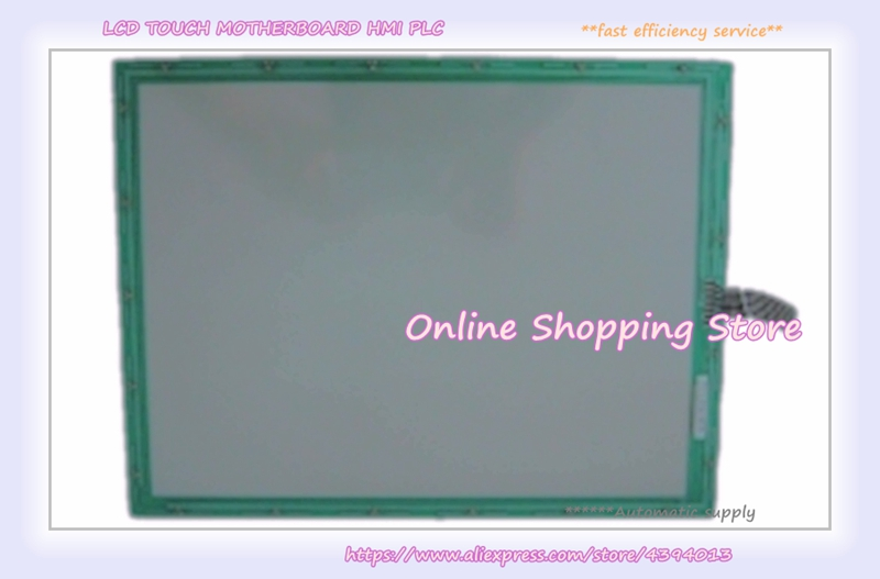 New original offer touch screen panel 7 wire 10.4 inch N010-0550-T611T original 7 wire touch screen n010 0550 t717 industrial touch screen