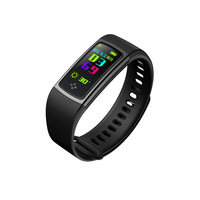 S9 Smart Wrist Band Heart Rate Blood Pressure Oxygen Oximeter Sport Smart Bracelet Watch Intelligent For