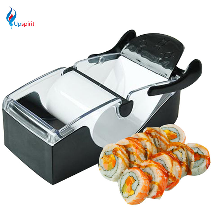 Brand New DIY Sushi Maker Sushi Rice Mold Bento Tool Onigiri Mold Bento Sushi Machine Accessories
