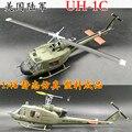 1:48 Сша UH-1c Huey Вооруженных транспортный вертолет модели самолетов имитационная модель закончил