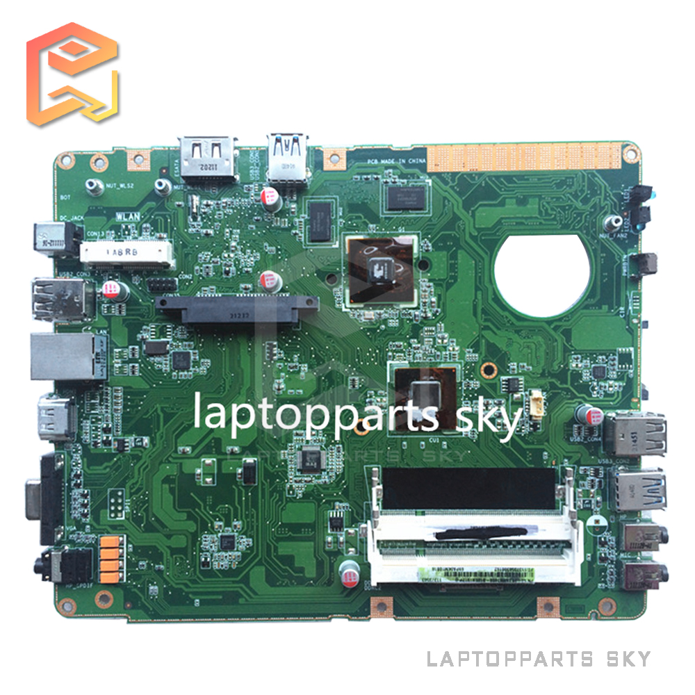 Original laptop motherboard for ASUS EB1012P mainboard REV:1.01G 4 pieces DDR2 60-PE2AMB1000-B18 fully tested and free shipping