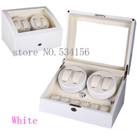 NEW 4+6 watch electric motor box automatic chain shake mechanical shaking device watch winder Watch box