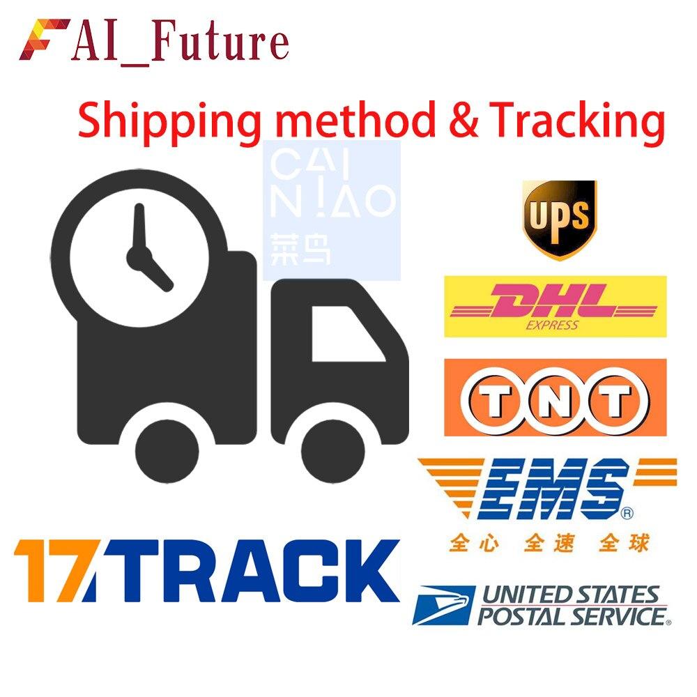 Méthode d'expédition et suivi du paquet par AI Future Store