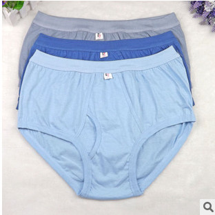 100%Cotton Sexy cuecas Shorts Underwear  Mens brief Sexy homens cueca U bolsa convexo comfortable  homens breves Shorts
