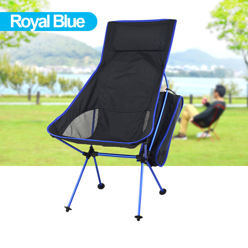 2017 new Portable Ultralight Collapsible Moon Leisure Camping Chair with Bag for Outdoor Hiking Travel Picnic BBQ  FREE SHIPPING campleader new outdoor camping car durable pc water bucket hiking fishing picnic handy collapsible water bottle container