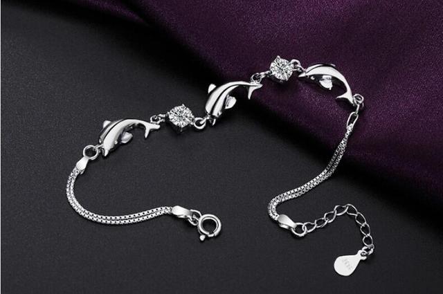 Ювелирные изделия из стерлингового серебра 925 пробы высокого