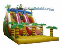 2016 Big Water Slides For Sale Cheap Inflatable Water Slides For Sale