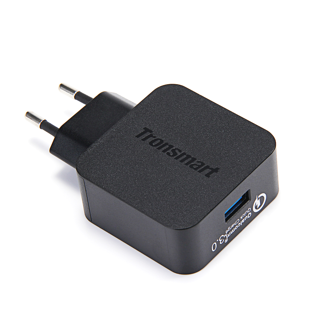 Tronsmart 18W Quick Charge 3 0 USB Wall Charger for Galaxy S7 S7 Edge HTC 10