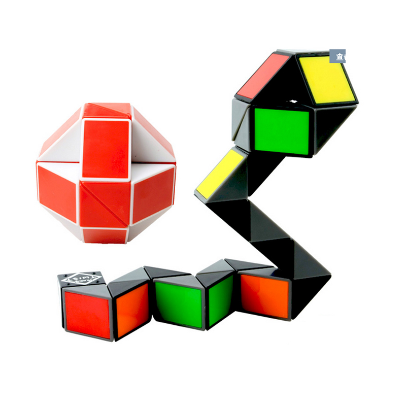 Professionnel Magic Speed Cube Puzzle Règle Twist 24 36 48 72 Blocs Éducatifs Cerveau Jouets Pour Enfants Magie Règle Bloc