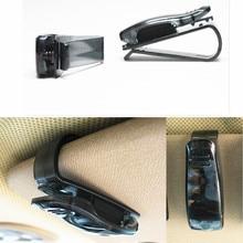 Coche gafas de sol gafas clip accesorios para citroen xsara picasso radio 2 din android volvo v70 bmw e61 para skoda Fabia bmw e46
