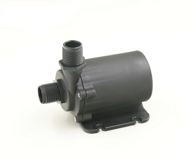 1200L/H 12V Central Air Conditioning Mini Water Pump with Lift 8M