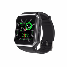 newstyle KW06 Smart Watch 1.54 Inch MTK6580 Quad Core 1.3GHZ Android 5.1 3G Smart Watch 460mAh 0.3 Mega Pixel Heart Rate Monitor original x200 smart watch android 5 1 mtk6580 1 3g quad core precision heart rate monitor support gps sim card camea smartwatch