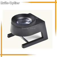 TH9006 20X LED Illuminated Printers Loupe Cloth Magnifying Glass