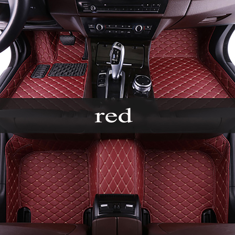 цена на kalaisike Custom car floor mats for Mercedes Benz all models A160 180 B200 c200 c300 E class GLA GLE S500 GLK car accessories