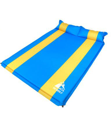 Automatic Inflatable Cushion 2 Person Outdoor Mat Widened Thickening Camping Tent Cushions Break Sleeping MatAutomatic Inflatable Cushion 2 Person Outdoor Mat Widened Thickening Camping Tent Cushions Break Sleeping Mat