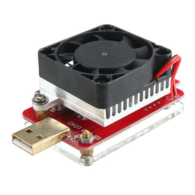 EBD USB Электронные Нагрузки QC2.0 3.0 MTK-PE Пусковое Напряжение Ток Емкость Тестер Бесплатная Доставка