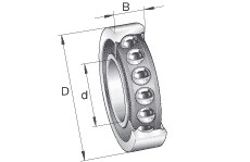cnc spindle bearings
