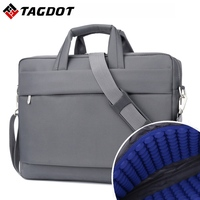 Waterproof Airbag Laptop Bag 17 3 17 15 6 15 14 Inch Business Men Computer Bags