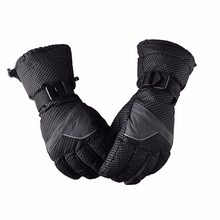 Feiyu Men Women Waterproof Windproof Ski Gloves Winter Warm Thick Glove Outdoor Sports Riding Skating Skiing Accessories(China)